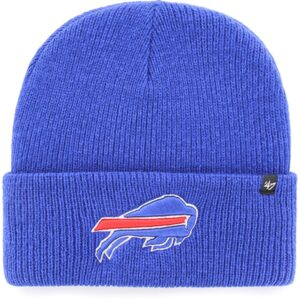 Buffalo Bills '47 Team Color Brain Freeze Cuffed Knit Hat – Royal