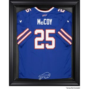 Buffalo Bills Fanatics Authentic Black Framed Jersey Display Case for home or office