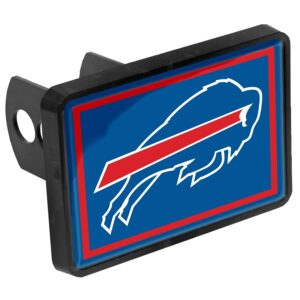 Buffalo Bills Logo 1.25″ x 2″ Universal Plastic Hitch Cover