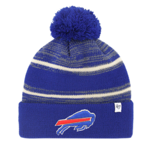Buffalo Bills '47 Fairfax Cuffed Knit Hat – Royal
