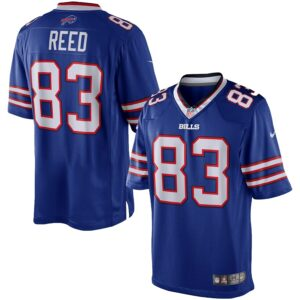 Men's Buffalo Bills Andre Reed Nike Royal Retired Player Limited Jersey