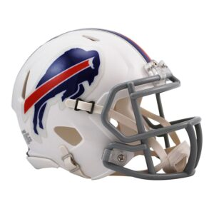 Riddell Buffalo Bills Revolution Speed Mini Football Helmet