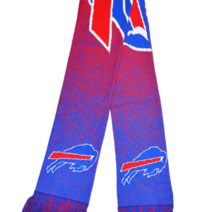 Buffalo Bills Big Logo Knit Scarf