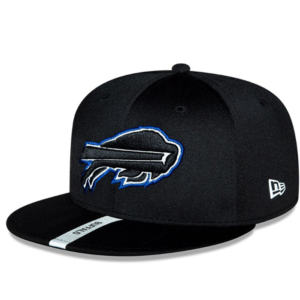 Buffalo Bills New Era 2020 NFL OTA Official 9FIFTY Snapback Adjustable Hat – Black